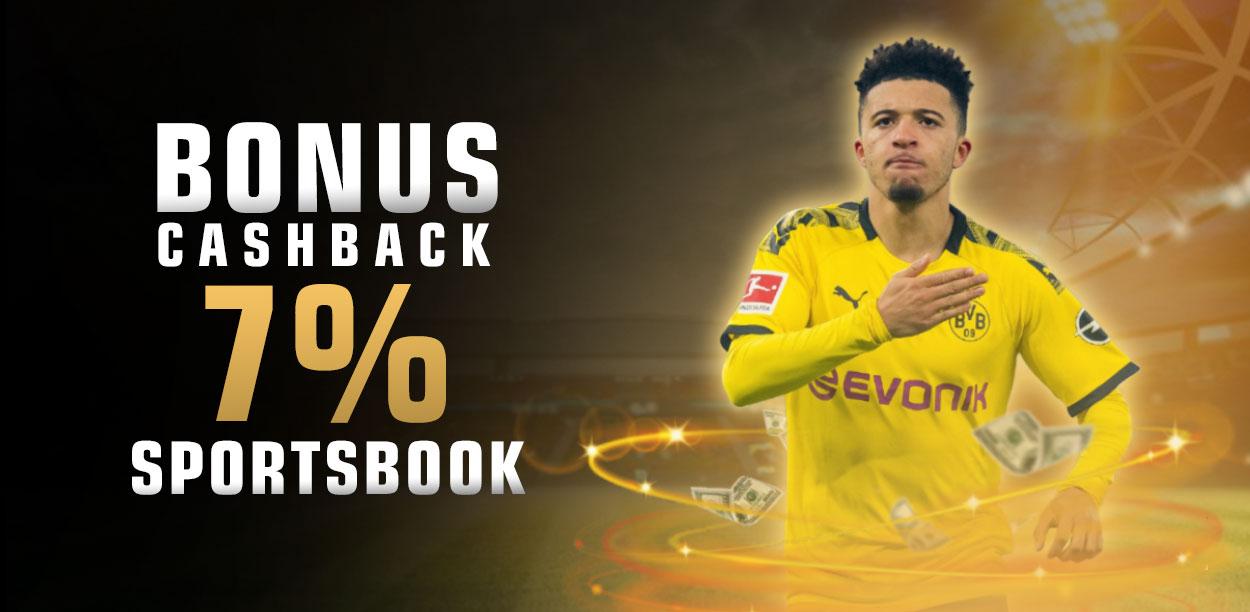 Bonus Cashback Sportsbook